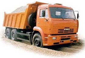 Автомобиль Камаз 6520 (6х4)